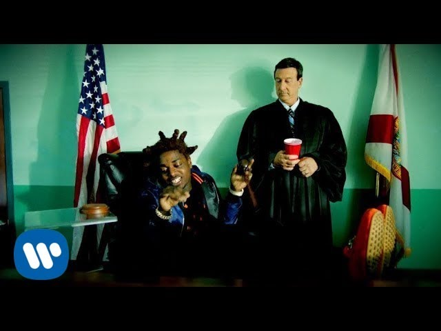 Kodak Black - Roll In Peace feat. XXXTentacion [Official Music Video]