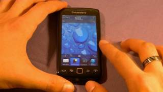 BlackBerry 9850/9860 Torch - Review & Small Things (Telus, Rogers, Bell)