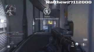 CoD AW: Quickscoping Mode!  (One Shot mode Snipers)