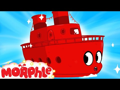 My Red Boat - My Magic Pet Morphle Episode #19
