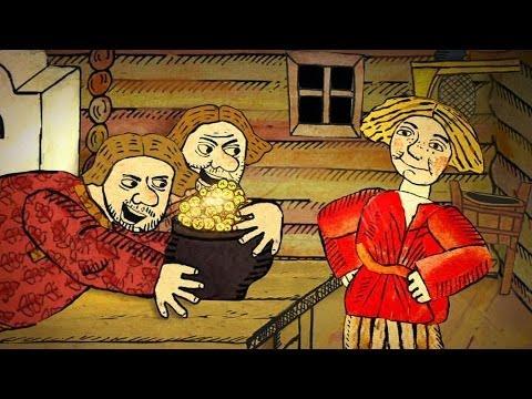 Гора самоцветов - Про Ивана-дурака (About Ivan the fool) Русская сказка