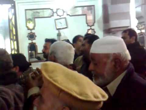 shaam 2011 talagang sangat in bibi Sakina(S.A) zrii 2 and musafran e qabristan