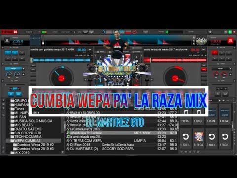 cumbia sonidera mix download