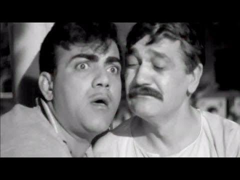 Meri Patni Mujhe Satati Hai - Superhit Classic Funny Hindi Song - Mehmood, Om Prakash - Pati Patni video