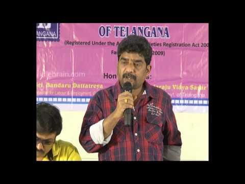 Telangana Movie Artist Association press meet