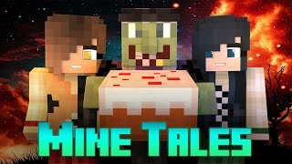 Mine Tales - SHE'S GOING TO EAT US! | Funneh & Gold (Minecraft FairyTale Roleplay) - Hansel & Gretel