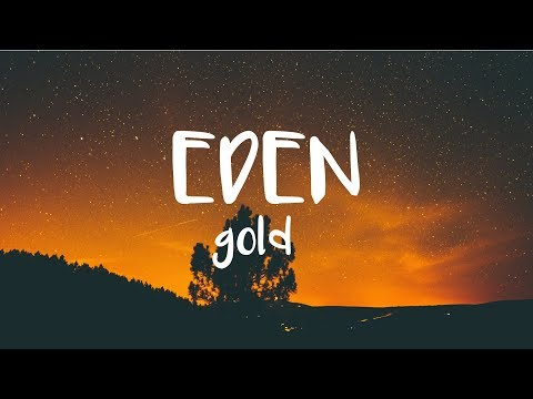 EDEN - gold [Lyric Video]