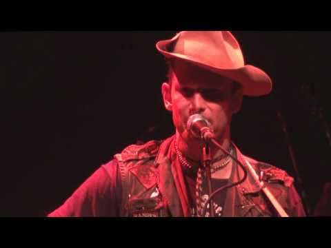 Hank Williams III - Not Everybody Likes Us - Live 4/10/10