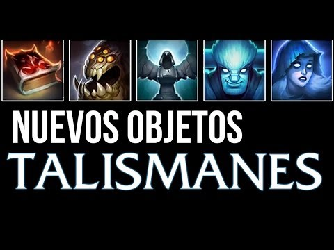 League of News-Talismanes, Cambios en Supports, Iconos Harrowing