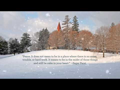 McDonogh School Online Holiday Card 2012