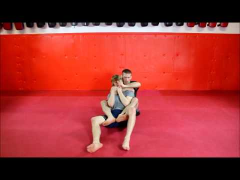 Rear Naked Choke Finishes - Learn to grapple Image 1
