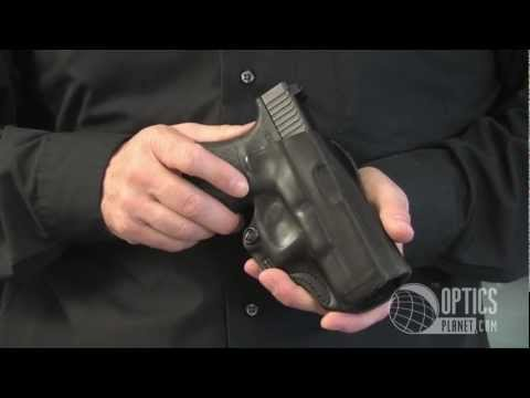DeSantis Mini Scabbard Holster - OpticsPlanet.com Product in Focus