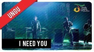 Watch Ungu I Need You video