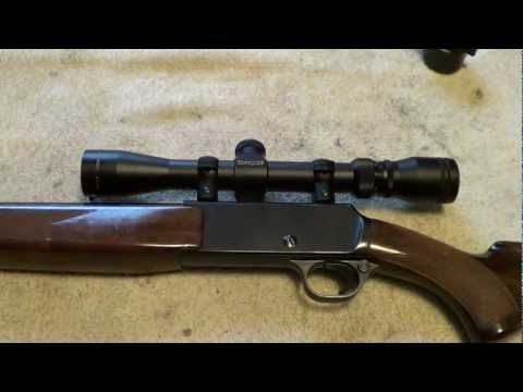 Browning BAR-22 Rifle