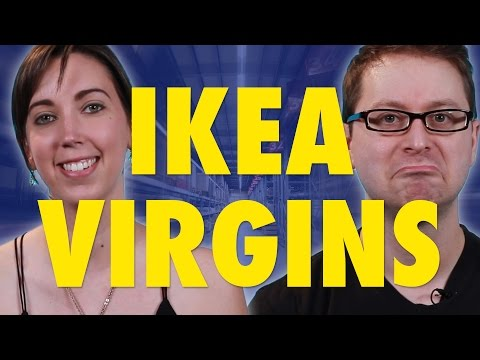 People Go To Ikea For The First Time