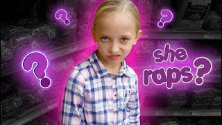 BEST KID RAPPER 😂 Lilly K from DANCE MOMS • 8yrs old Try not to laugh!