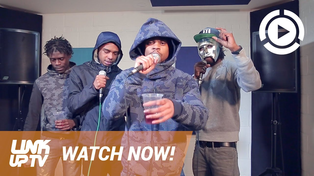 #MicCheck - 67 (Dimzy, LD, Monkey, Asap) - Freestyle | Link Up TV