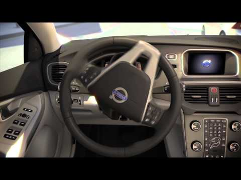 Volvo Cars All-Digital Instrument Cluster