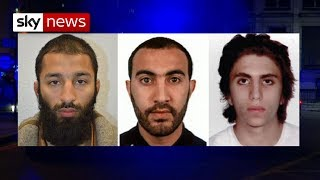 London Bridge attackers 'lawfully killed' by police