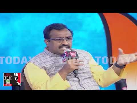 Chandrababu Naidu Is A Failure And Disappointment For The State Of Andhra Pradesh -Ram Madhav