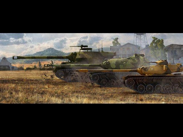 FV4202 - Новый прем танк в патче 0.9.5. Сильно обрезали. World of Tanks