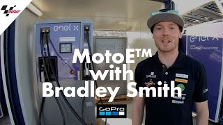 GoPro: Bradley Smith tells all we need to know about MotoE™