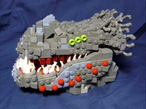 Lego Dragon Slideshow