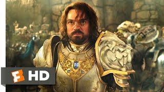 Warcraft - The Honor of Killing a King Scene (9/10) | Movieclips