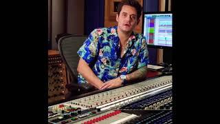 John Mayer - making of New Light Instagram IGTV 6/20/18