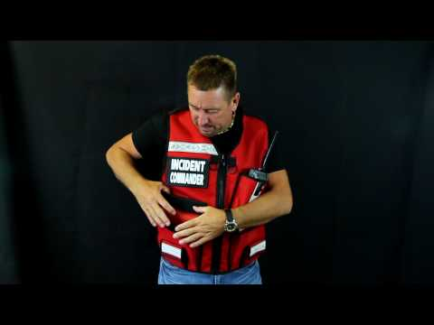 Incident Commander Vest
