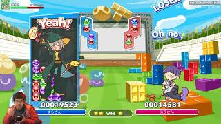 Puyo Puyo Tetris Ranked / Swap Mode trash at 2h55m