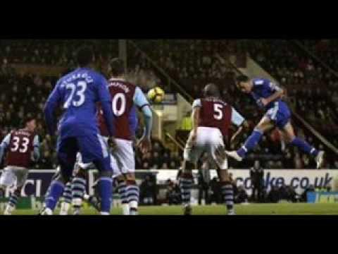 Burnley 1-2 Chelsea Highlights 3 30.01.2010