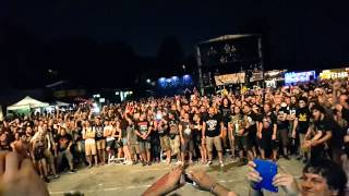 Kreator - Wall of Death ( Live in İSTANBUL ) Headbanger