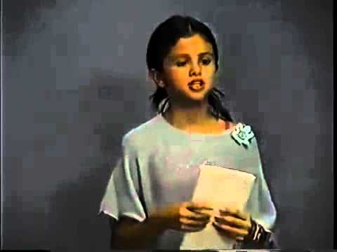 Selena Gomez's First Disney Channel Audition Full Video video