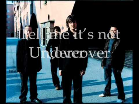 Starsailor - Tell Me It&#039;s Not Over (Lyrics)