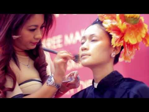 DEMO MAKE UP SARI AYU #makeupdyanugra #1