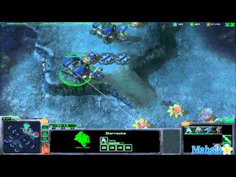 Starcraft 2 Multiplayer 2v2 Lasercorn And Avik Vs Killjoy And ...