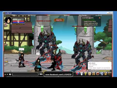 AQWorlds - Legion Token Bug 20 LT in 5-6 Minutes