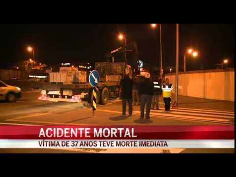 Perafita: Mulher morre atingida por roda de cami�o