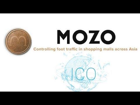 MOZO - платформа для привлечения людей в розничные торговые точки  |  Видеообзор ICO MOZO