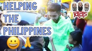 HELPING THOSE IN NEED - PART 2 (Philippines)