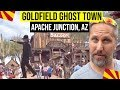 Goldfield Ghost Town, Apache Junction, Arizona: Fun Things To Do In Arizona | Phoenix