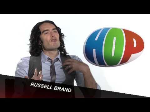 Hop Interview With Russell Brand - 'Life With Katy Perry Is Like A Sitcom'