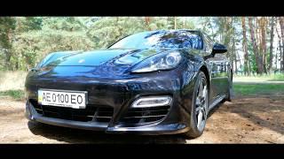 Test-Drive Porsche Panamera TURBO St.2 + Замеры !