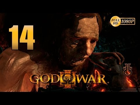 God of War 3 PS3 Walkthrough Parte 14 | Muerte de Hefesto | Español Gameplay HD 1080p