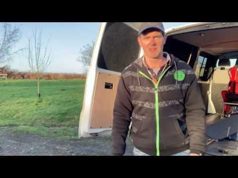 VW T5 T6 Camper Van Tutorial Videos Getting Started Fixings