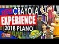New Crayola Experience of Plano 2018