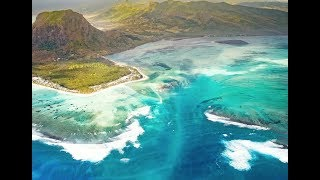 This Island's Underwater Waterfall is the Coolest Thing You'll See All Day