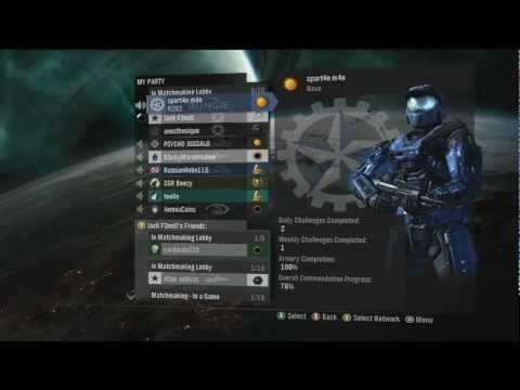 How long is matchmaking ban in halo reach