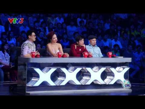 [FULL] Vietnam's Got Talent 2014 - BÁN KẾT 5 - TẬP 18 (25/01/2015)